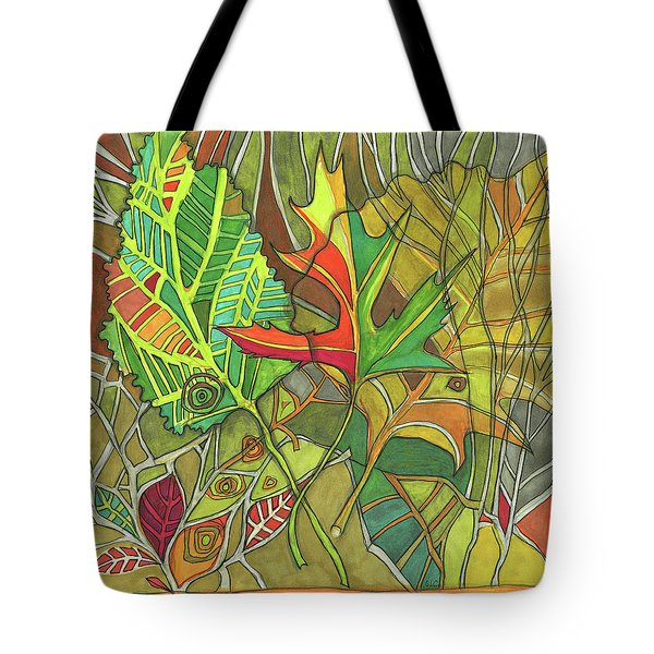 Earth's Expression Tote Bag