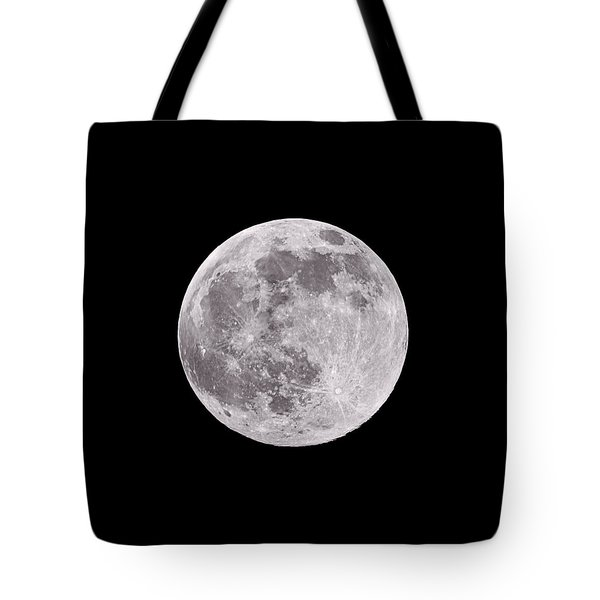 Earth's Moon Tote Bag