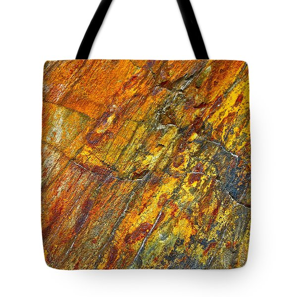 Earths Palette Tote Bag by Karon Melillo DeVega