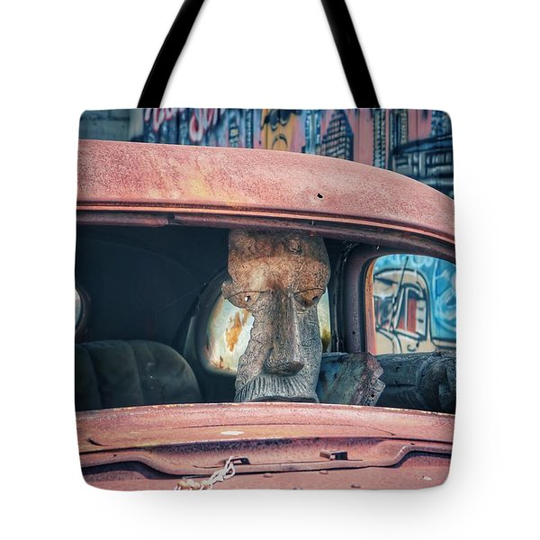 Eastside Golem Tote Bag