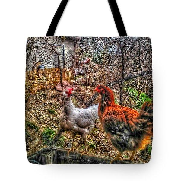 East Austin Livin Tote Bag by Ismael Cavazos