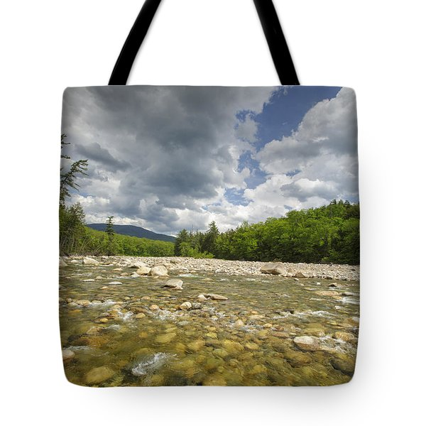 East Branch Of The Pemi River - Lincoln New Hampshire Tote Bag