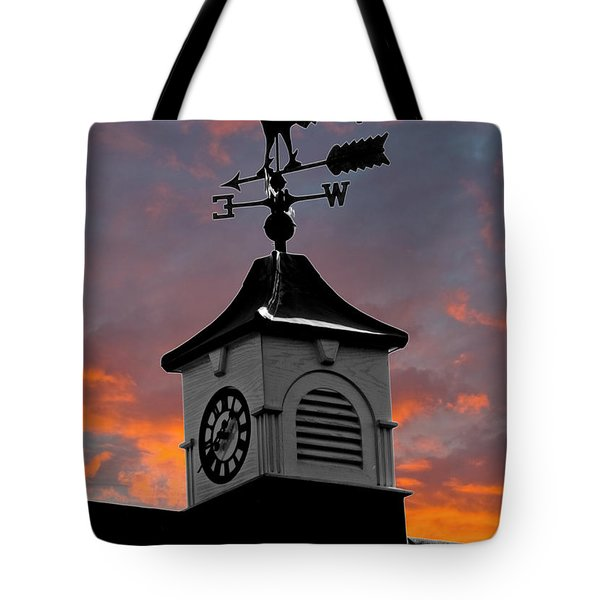 East By South Tote Bag