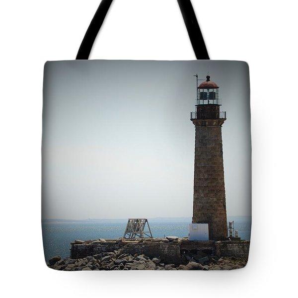 East Coast Lighthouse Tote Bag