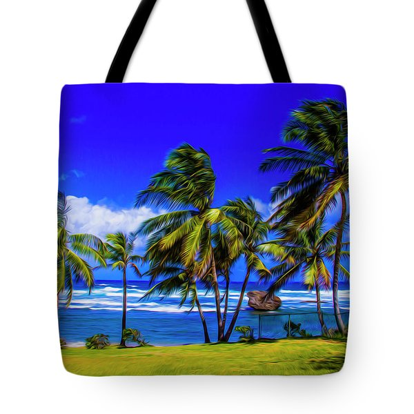 East Coast Tote Bag