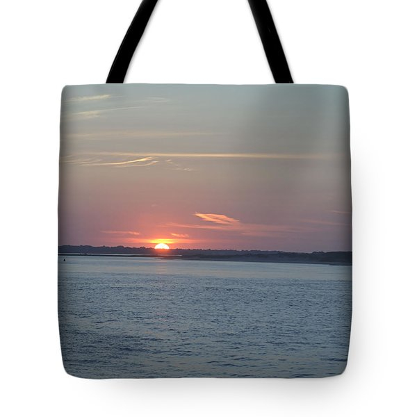 East Cut Tote Bag