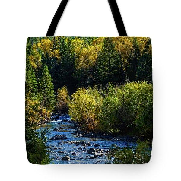 East Fork Autumn Tote Bag