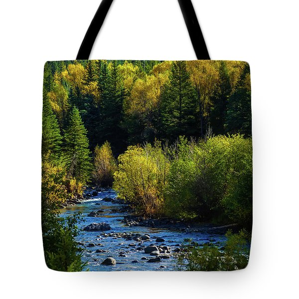 East Fork Autumn Tote Bag