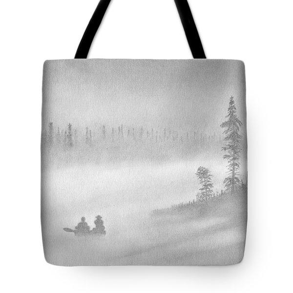 East Inlet Tote Bag