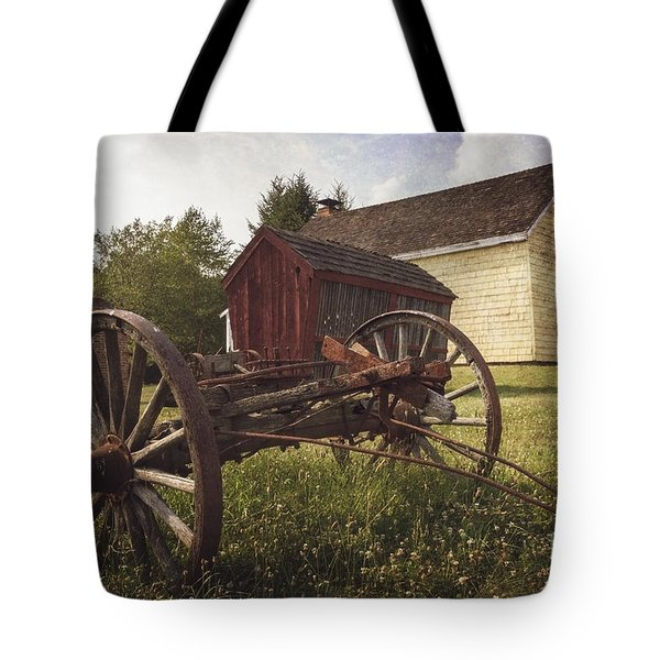 East Jersey Olde Town Tote Bag