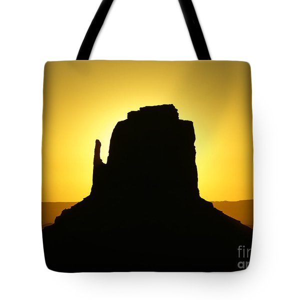 East Mitten Butte Tote Bag