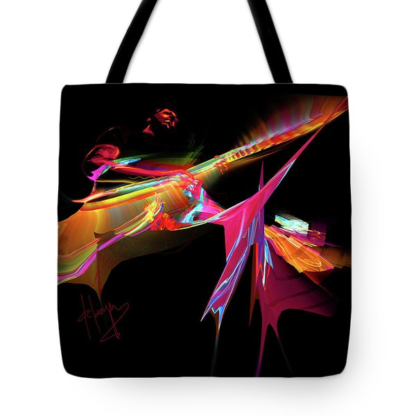 East Of The Sun Tote Bag