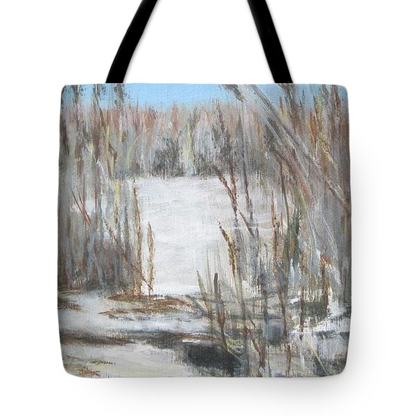 East Point Beach Tote Bag