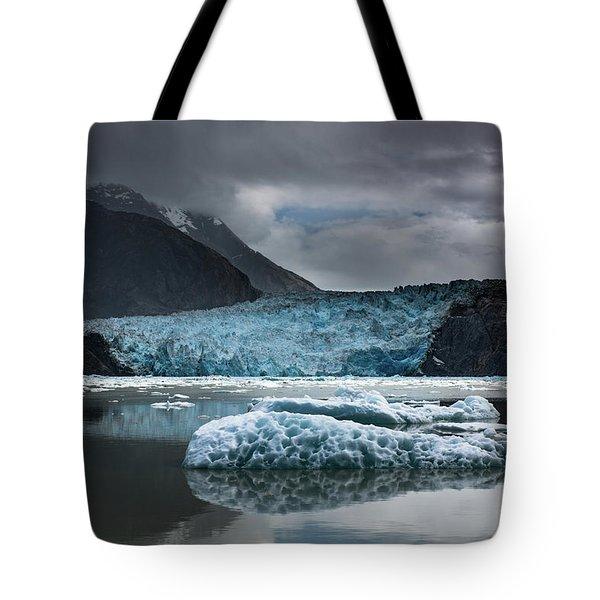 East Sawyer Glacier Tote Bag