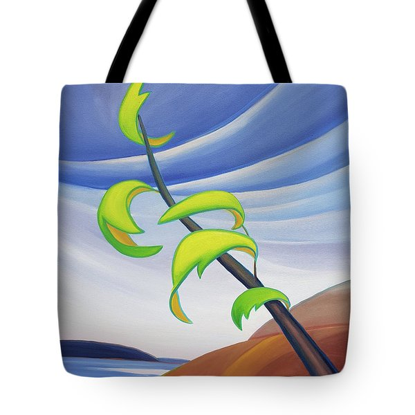 East Wind Tote Bag