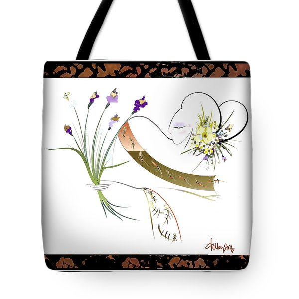 East Wind - Unexpected Caller Tote Bag