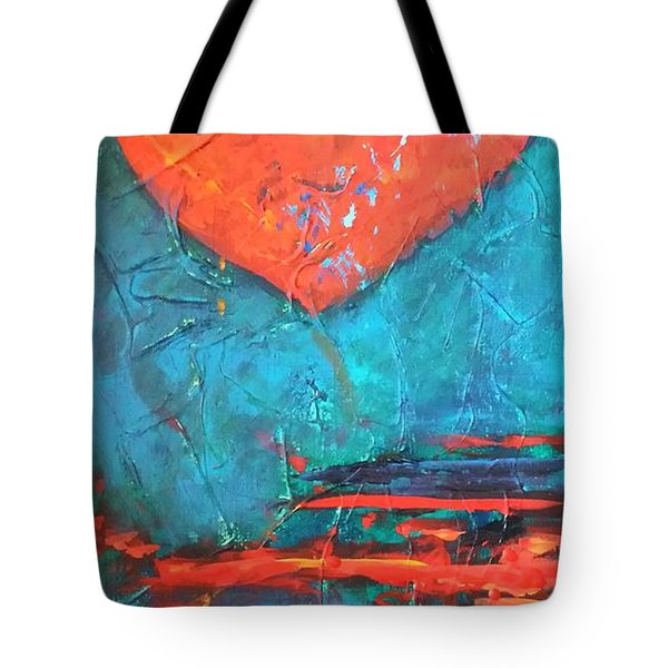 East Winds Tote Bag by Diana Bursztein