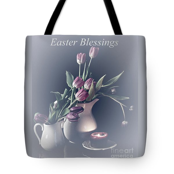 Easter Blessings No. 3 Tote Bag