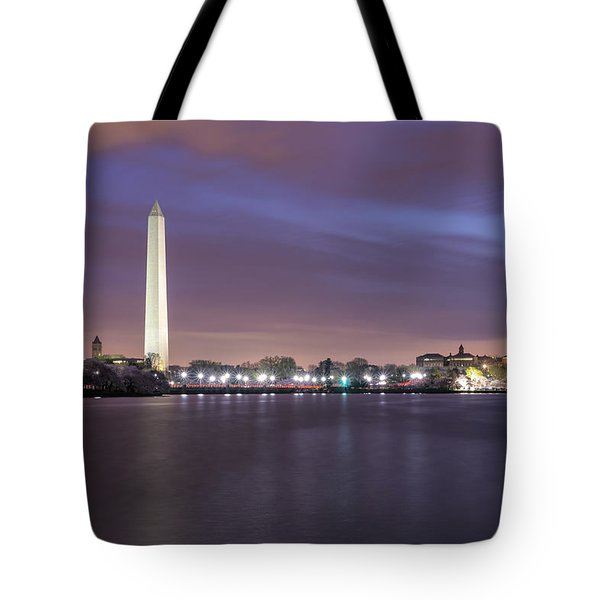 Tote Bag featuring the photograph Easter Blues by Edward Kreis