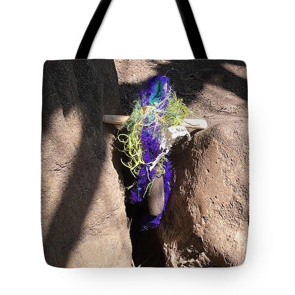 Easter Cross Tote Bag