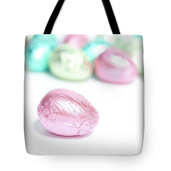 Easter Eggs II Tote Bag