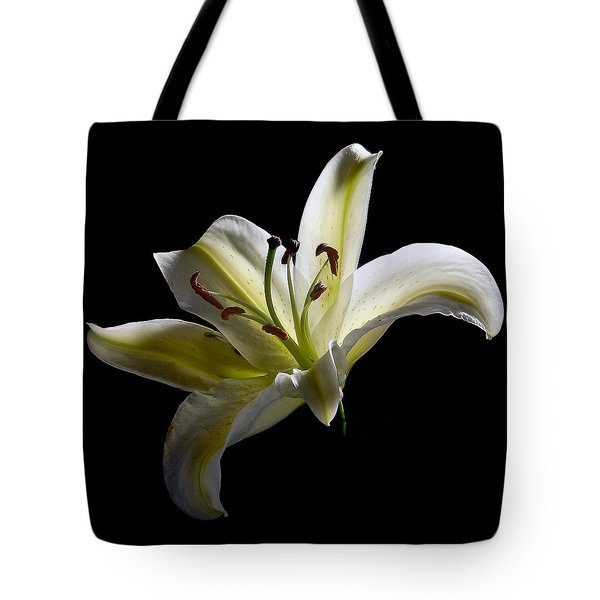 Easter Lily 2 Tote Bag