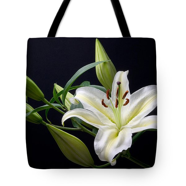 Easter Lily 3 Tote Bag