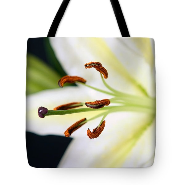 Easter Lily 4 Tote Bag