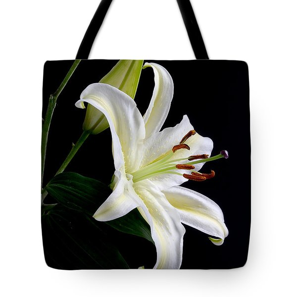 Easter Lily 5 Tote Bag