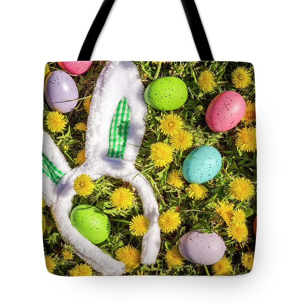 Tote Bag featuring the photograph Easter Morning by Teri Virbickis