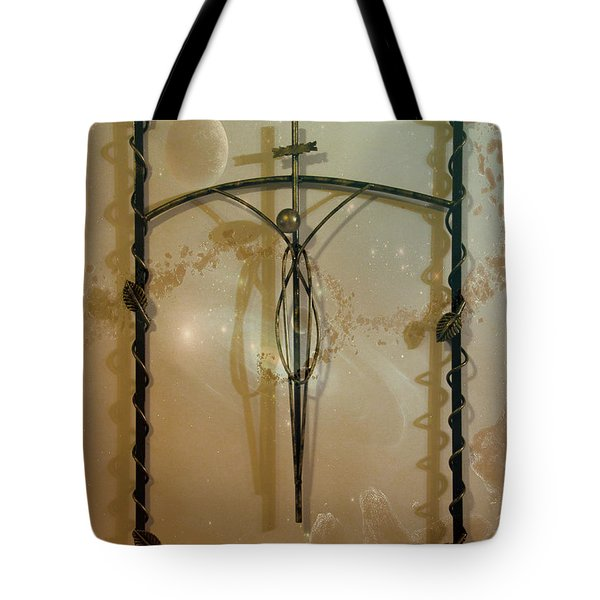 Easter Remembrance II Tote Bag by Al Bourassa