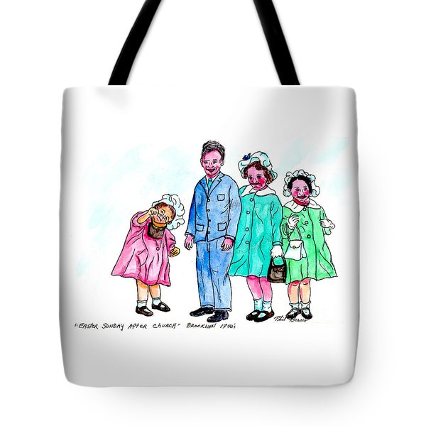Easter Sunday - After Church Tote Bag