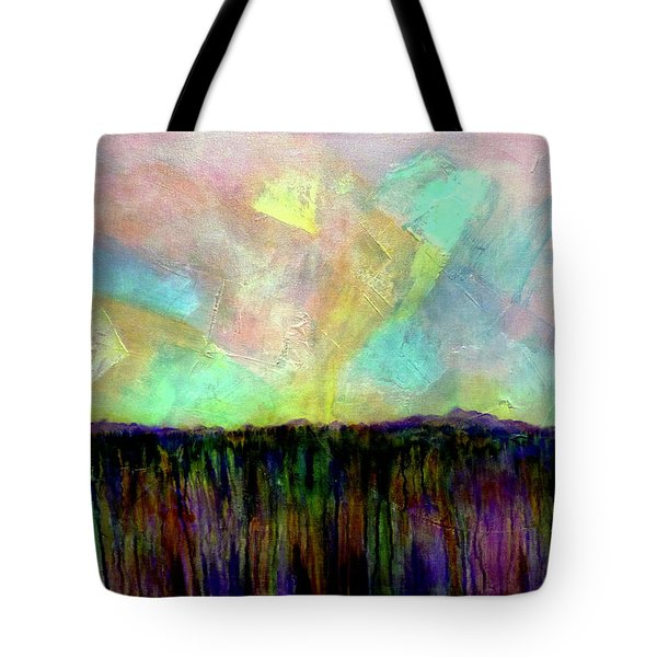 Easter Daybreak - Art By Jim Whalen Tote Bag