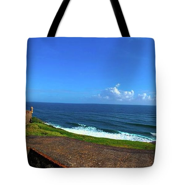 Eastern Caribbean Tote Bag