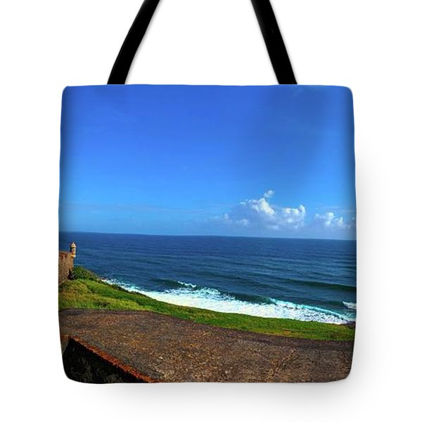Eastern Caribbean Tote Bag