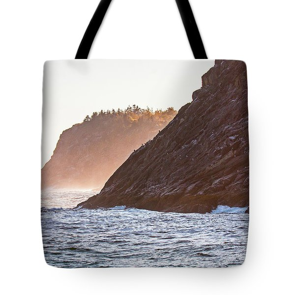 Eastern Coastline Tote Bag