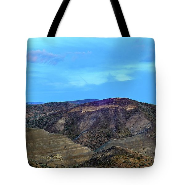 Eastern Hills Tote Bag