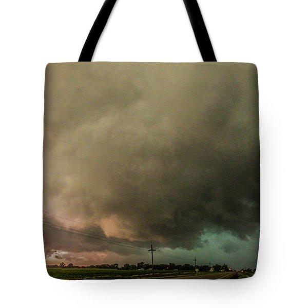 Eastern Nebraska Moderate Risk Chase Day 007 Tote Bag