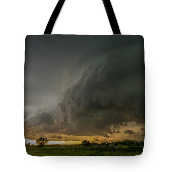 Eastern Nebraska Moderate Risk Chase Day Part 2 004 Tote Bag