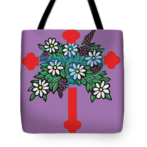 Eastern Ornate Tote Bag