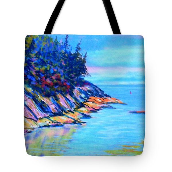 Eastern Points #3  Tote Bag