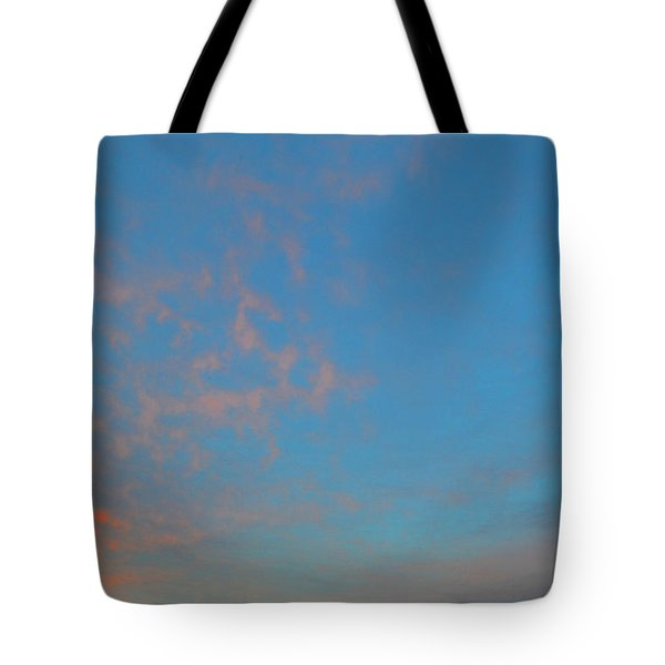 Eastern Sky At Sunset 3  Tote Bag by Lyle Crump