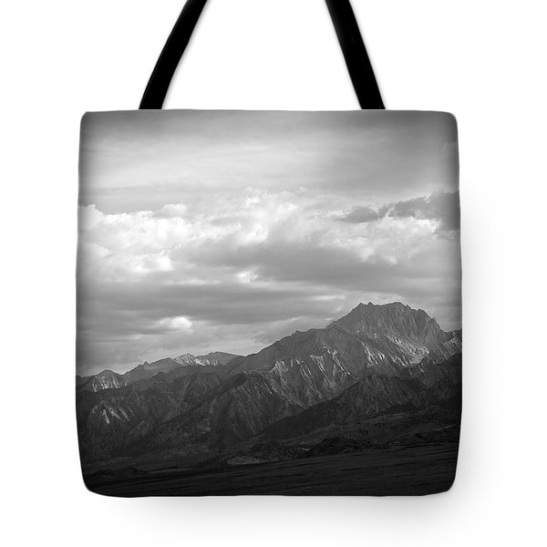 Eastern Slope Tote Bag