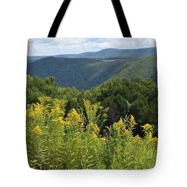 Eastern Summit 4 Tote Bag