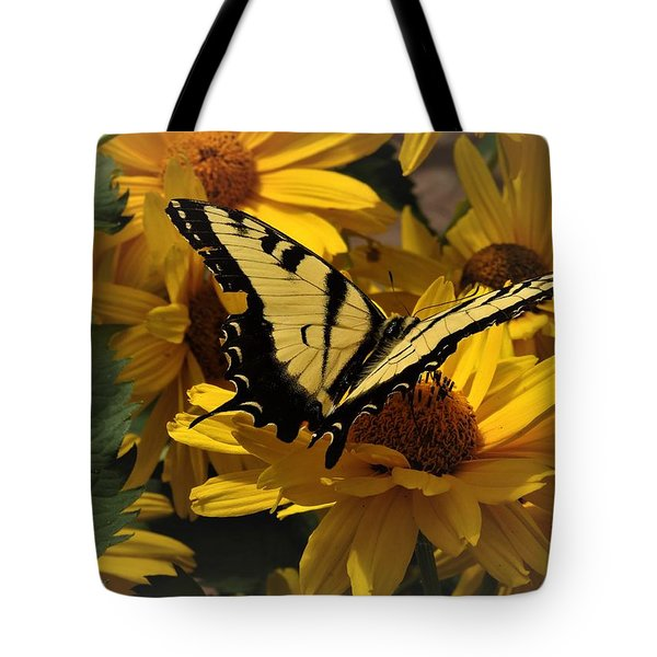 Eastern Swallowtail Tote Bag