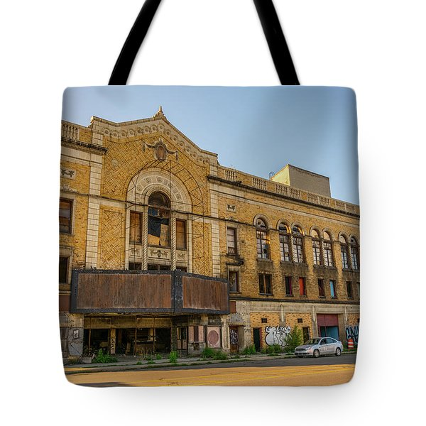 Eastown Theater  Tote Bag