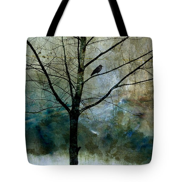 Eastward Tote Bag by Carol Leigh