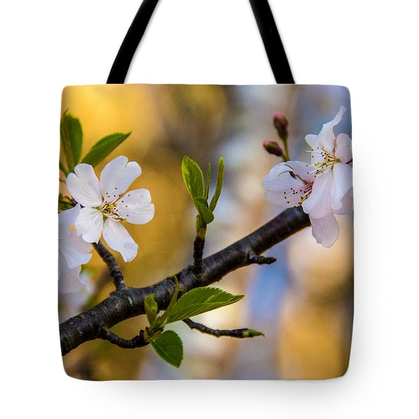 Easy Elegance Tote Bag by John Harding