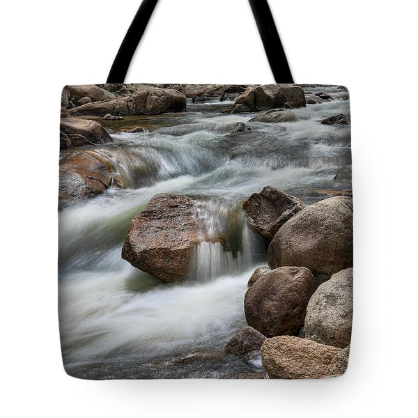 Tote Bag featuring the photograph Easy Flowing by James BO Insogna