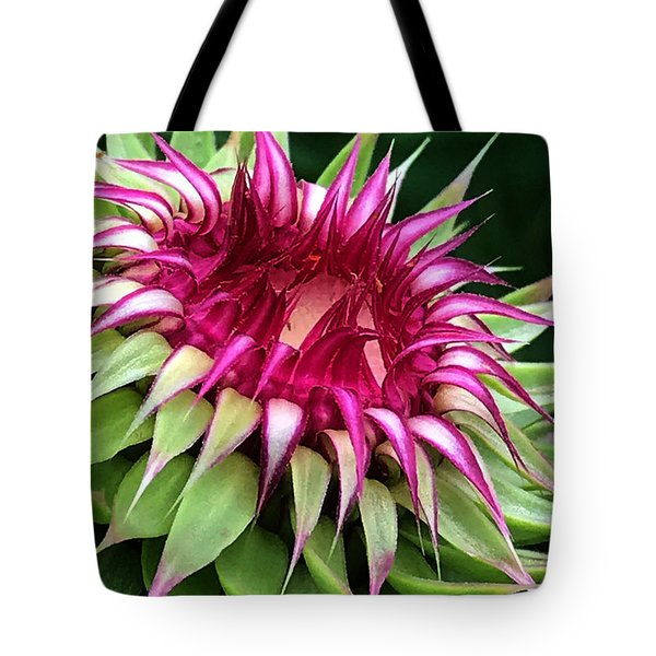 Easy To Slip Tote Bag